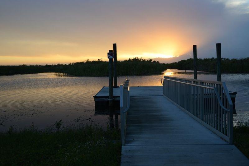 Everglades Dock