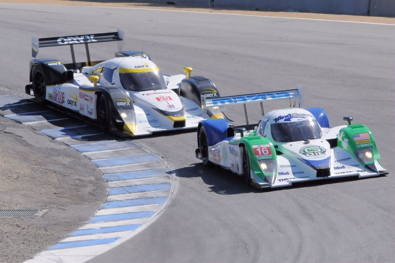 2011 ALMS; Exiting the Corkscrew
