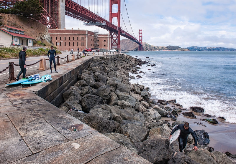 Fort Point: Golden Gate National Recreation Area