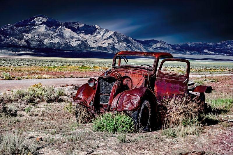 Rust'n Red