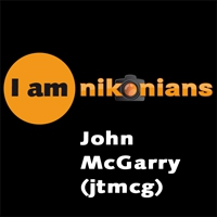 John McGarry (jtmcg), joined Nikonians in 2007. John´s history as active member shows he has posted an average of at least one message a day for more than 10 years, either asking for advice, offering advice or sharing images, always learning, sharing and inspiring in the Nikonians spirit. Enjoying retirement, his skills keep on improving and improving. It is our pleasure to introduce John McGarry to you, and a sample of his work.