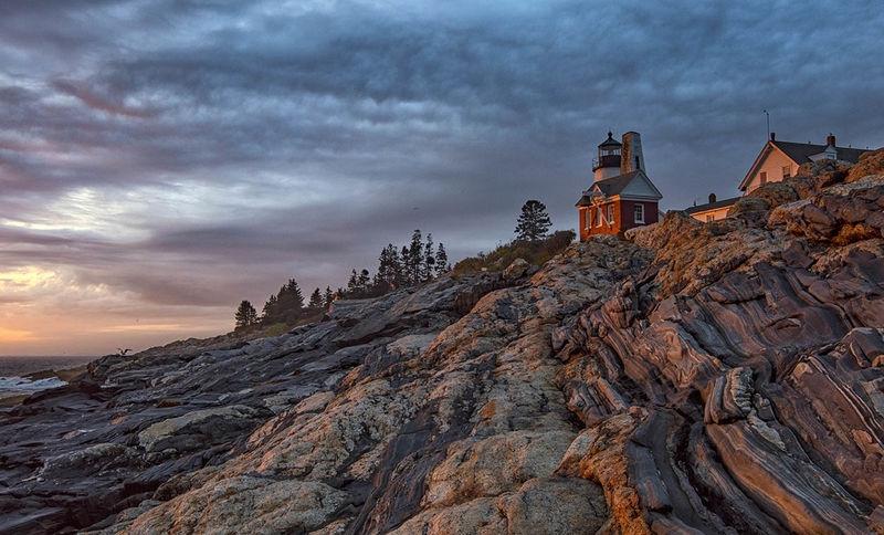 Pemaquid Lighthouse - dkeithw