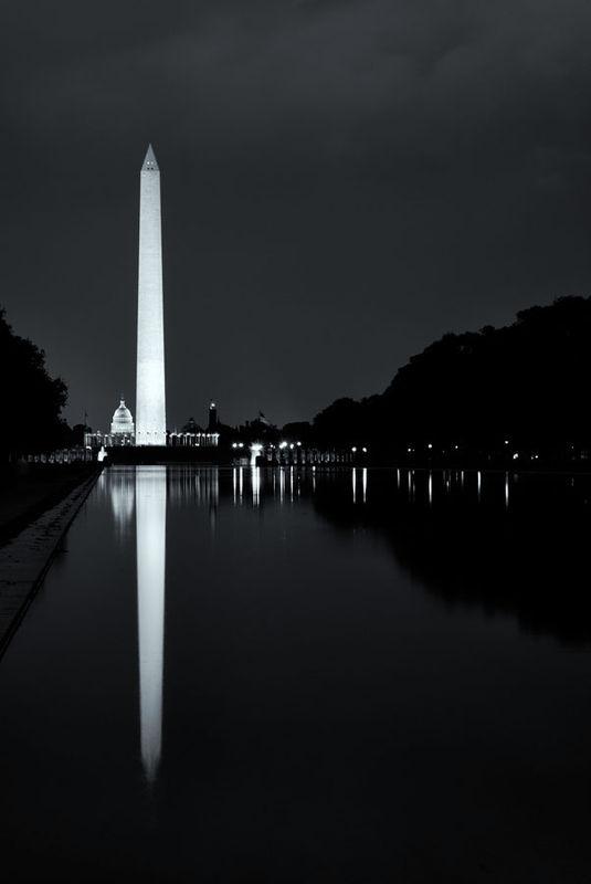 Washington Reflection
