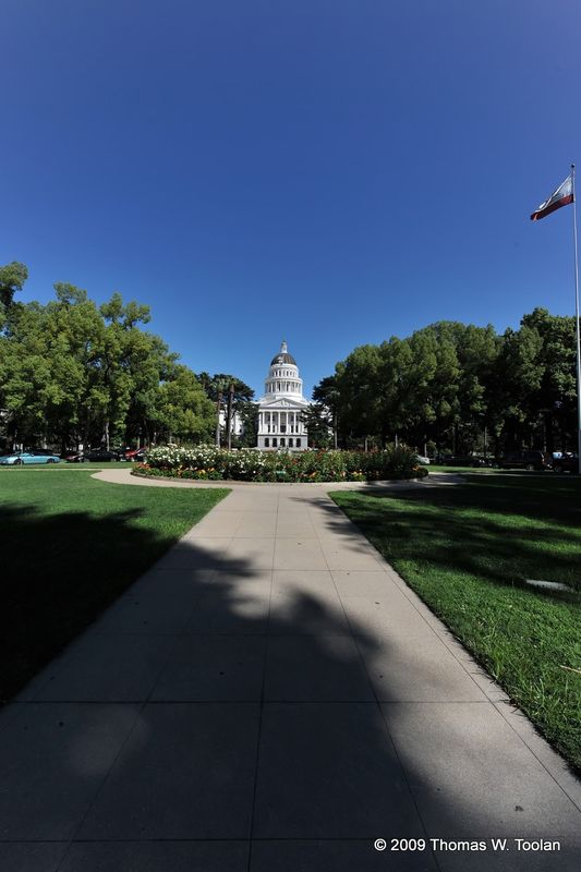 State Capital Landscapes