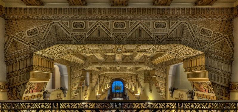 Marine Building Heritage Interior HDR