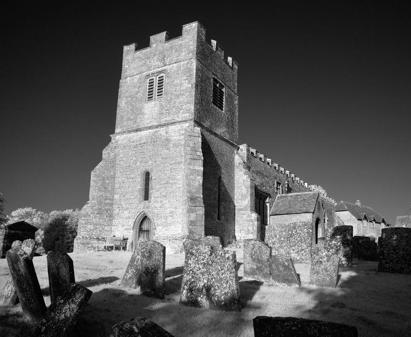 Cersteton norman church uk