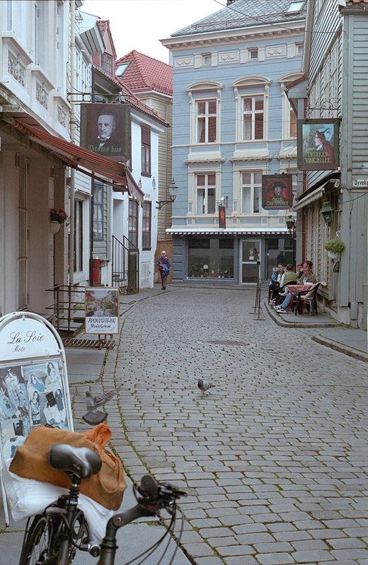 Bergen Scene