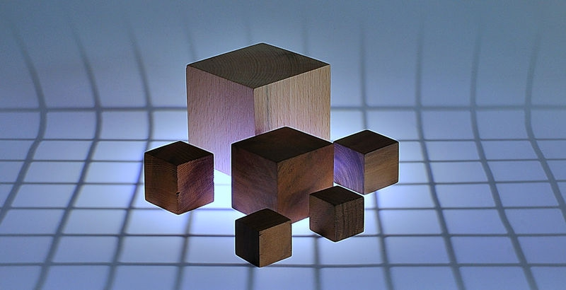 Squares: 2D to 3D
