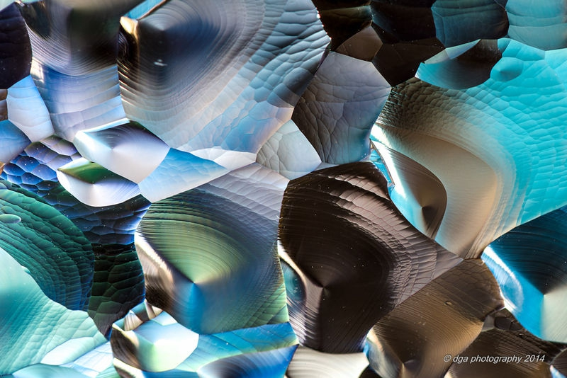 Pure Glass Abstract