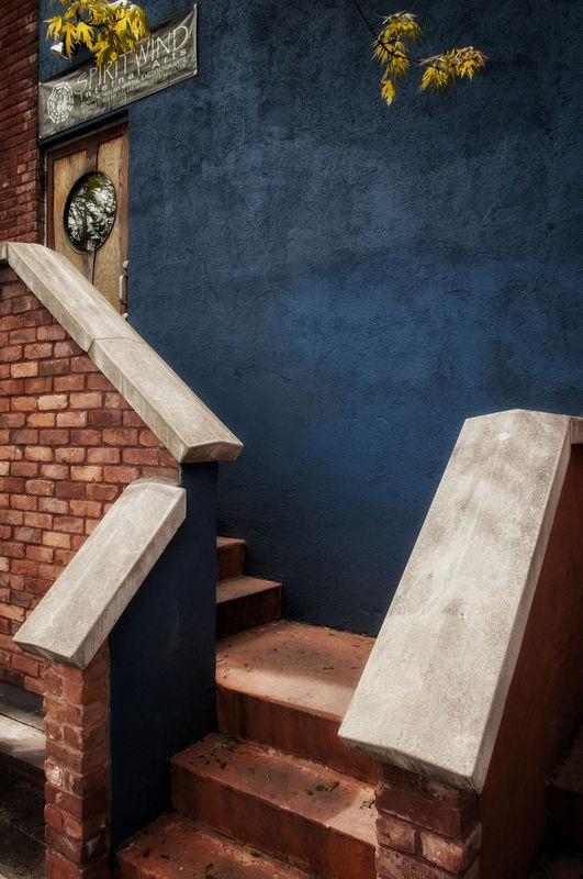 Kensington Market Stairwell