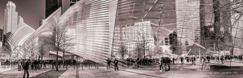 9/11 Memorial Museum and Oculus