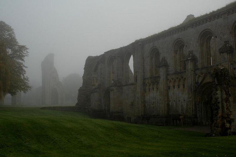 Mist-erious Glastonbury