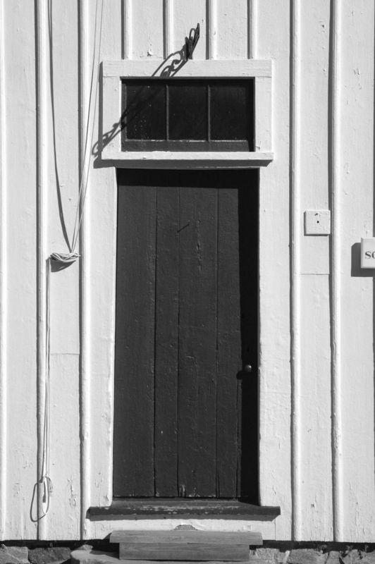 1850 School House Door