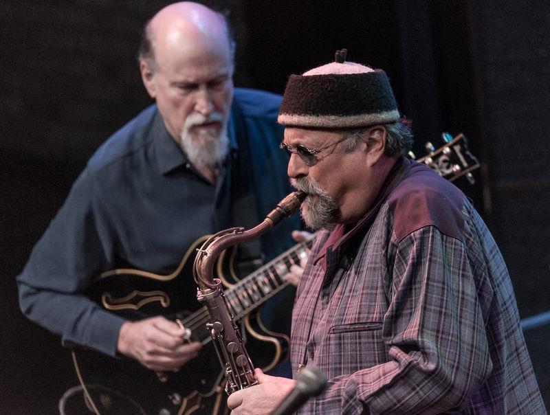 The John Scofield & Joe Lovano Quartet