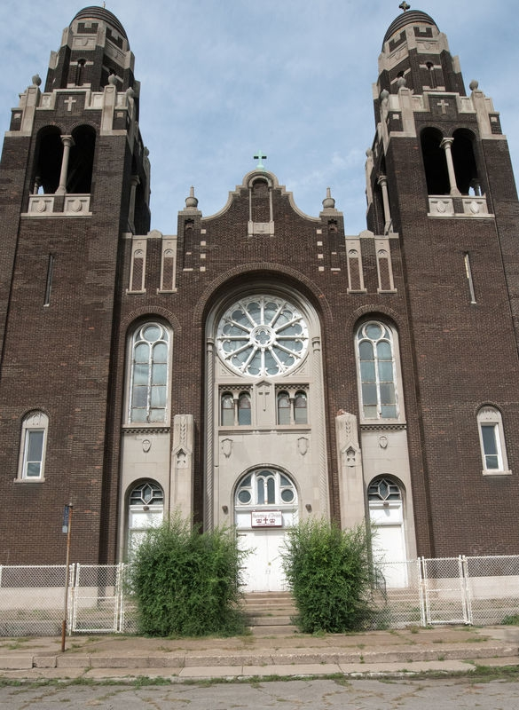 Masterpiece of Divinity United Church - Southwest Detroit