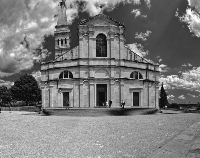 Church of St. Euphemia, Rovinj