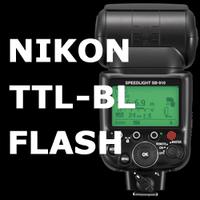 Nikon TTL-BL Flash