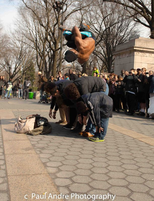 street gymnastics