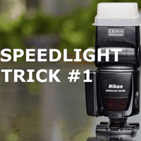 Speedlight Trick #1