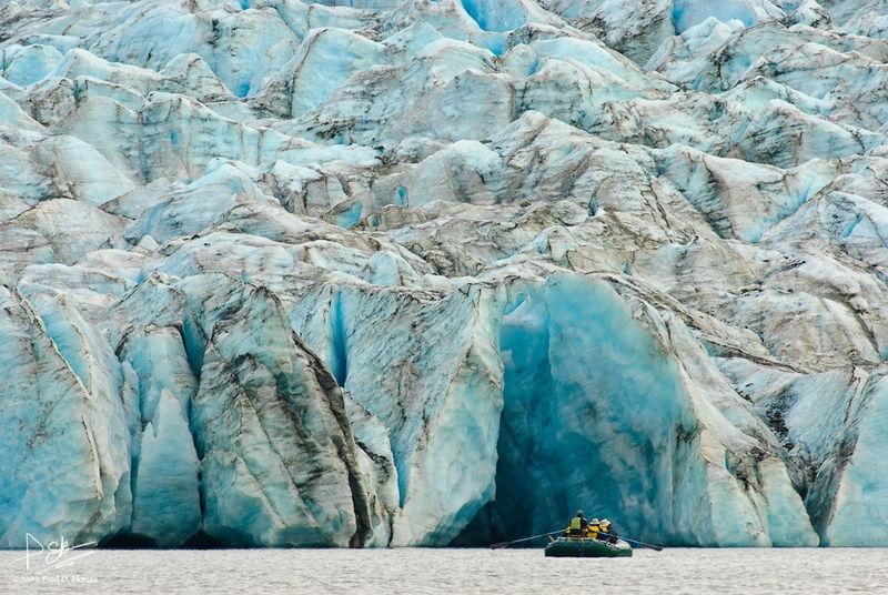 Nikonians at Spencer Glacier