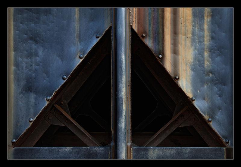 Hopper Angles