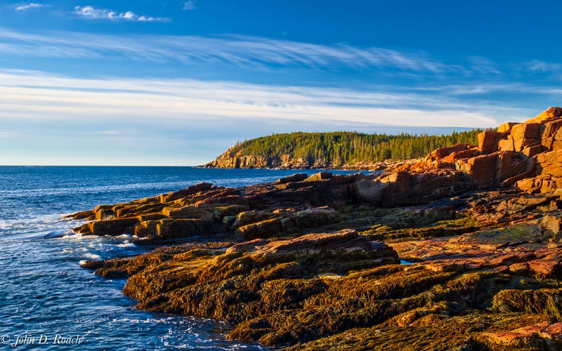 Coast of Maine