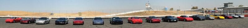 Redding Corvette Set