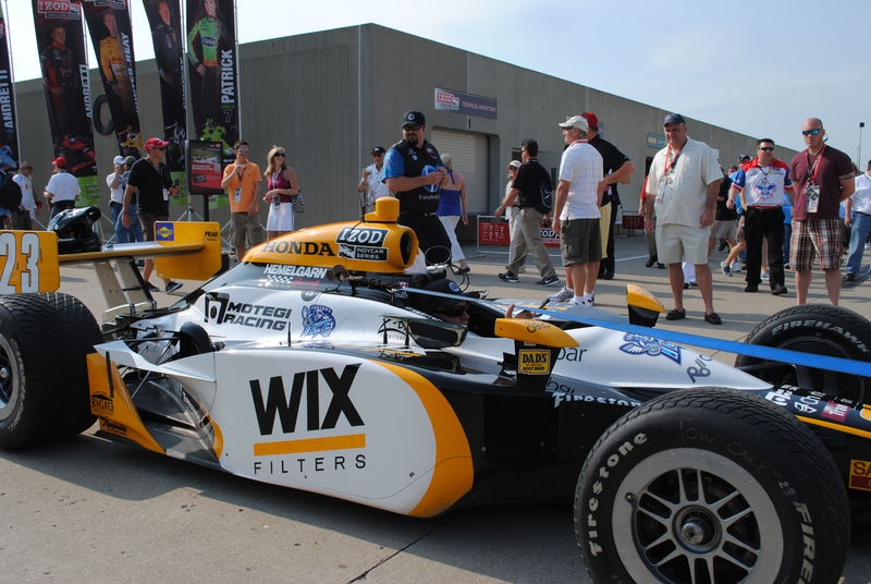 Photos from the Indy 500