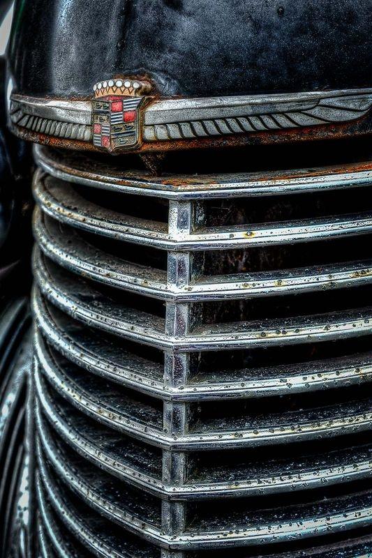 1940 Caddy