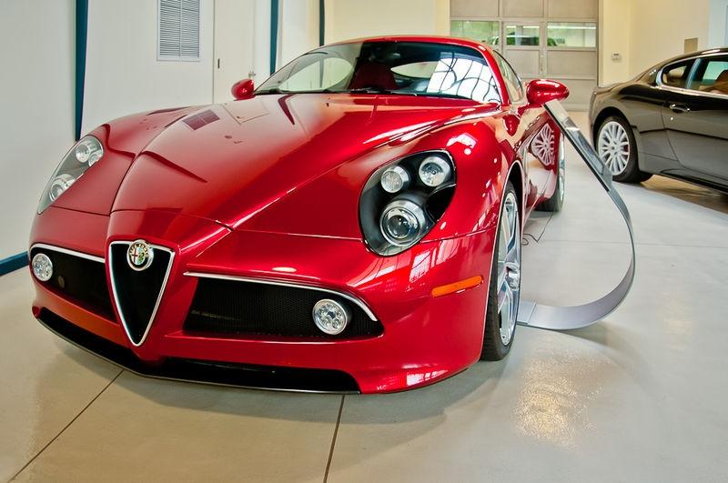 Alpha Romeo 8C Conpetizione