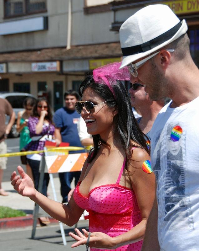 San Diego Gay Pride Parade July 18, 2009
