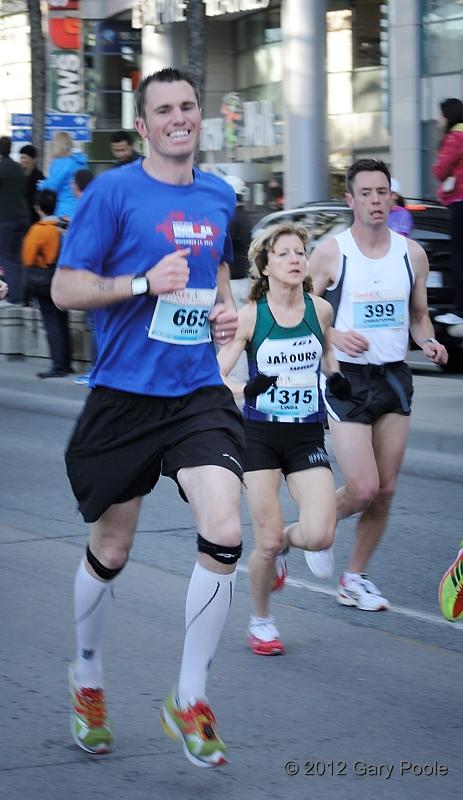Marathon Runners.- 1