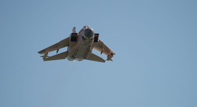 Tornado GR4 - Jersey Int. Air Display