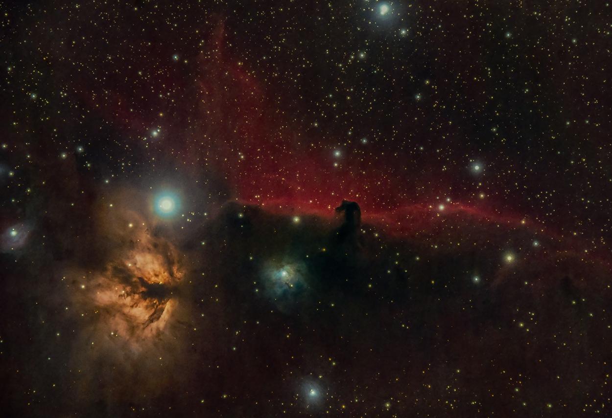 atlas horsehead nebula - photo #7