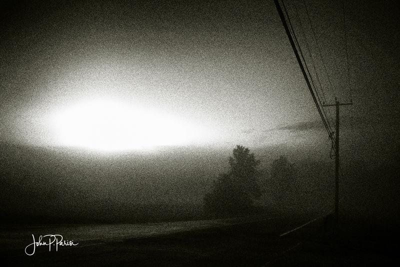 nightime mist