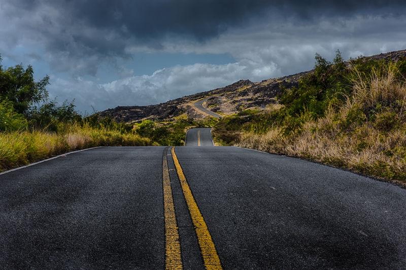 Open Road, Piilani Highway, Maui