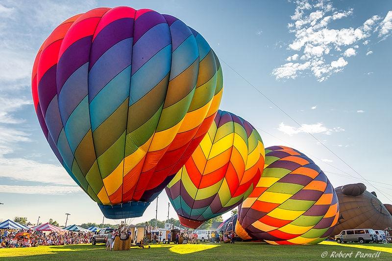 Hudsonville Balloon Festival