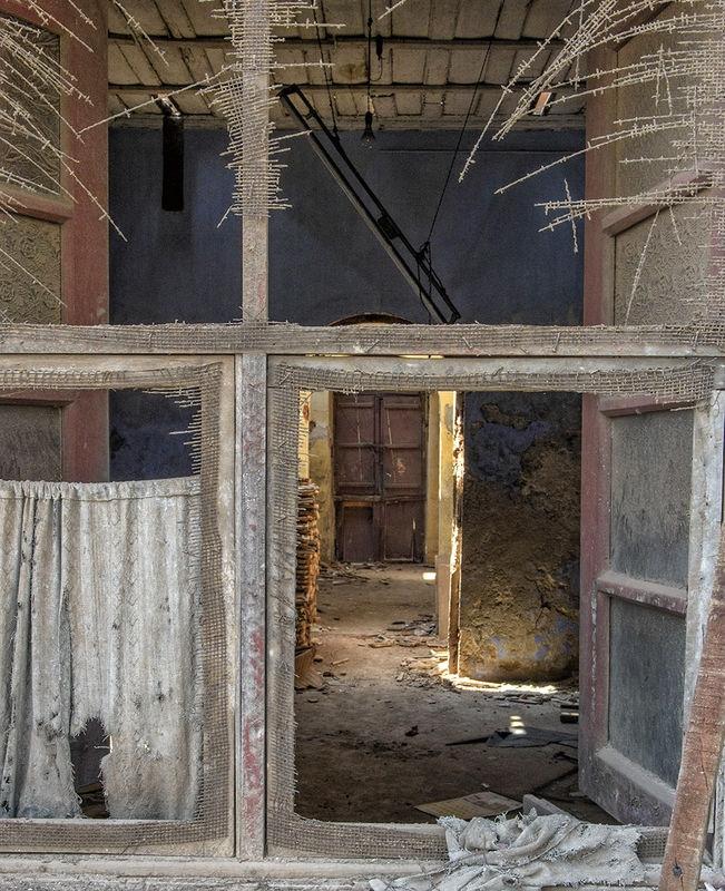 Demolition?