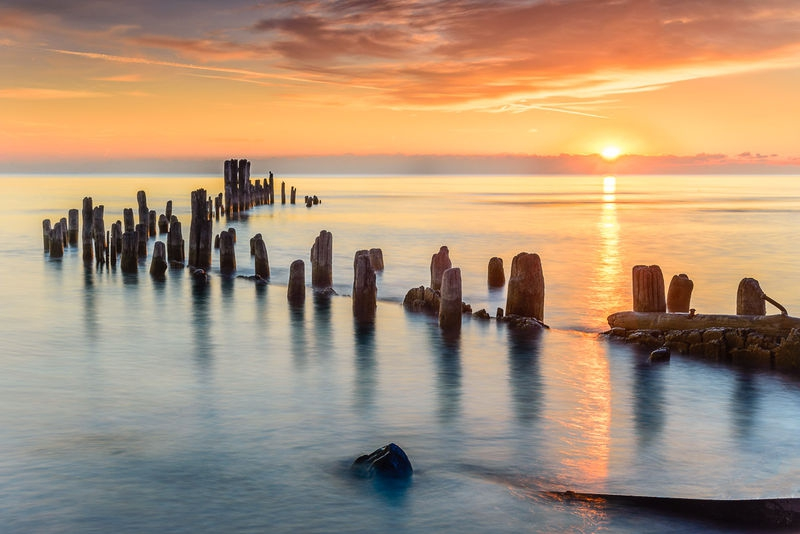 S-Pier Sunrise