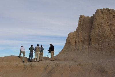 Nikonians in the Badlands