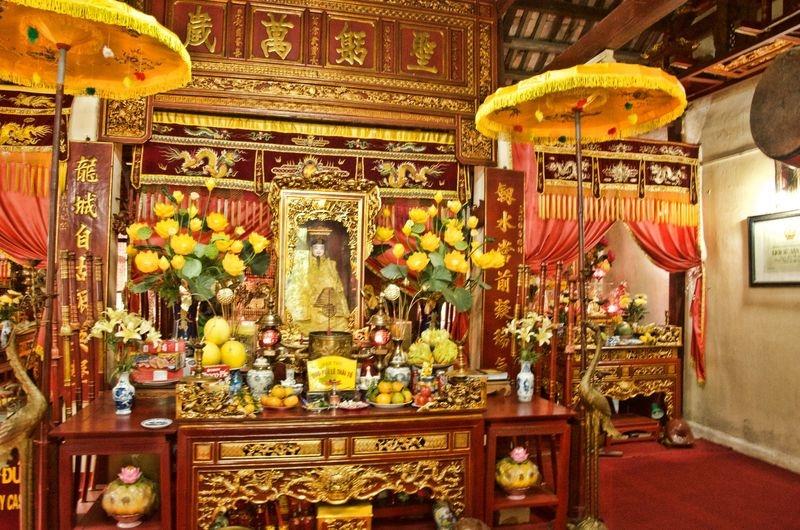 Hanoi,temple