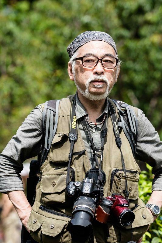The Japanese Nikonian