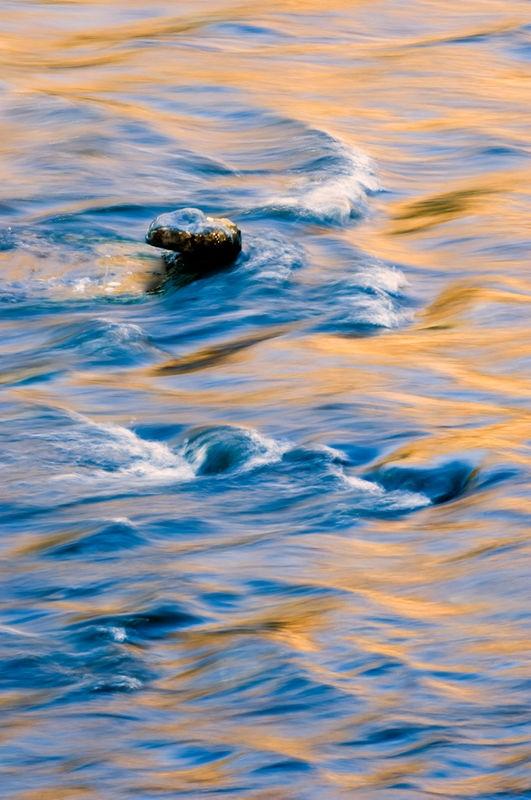 Morning on the Klamath River
