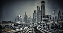 Winner November Travel harish unnikrishnan (harishu) Theme: Cityscapes  Title: Dubai  D800 24-120 f/4 1/2000s