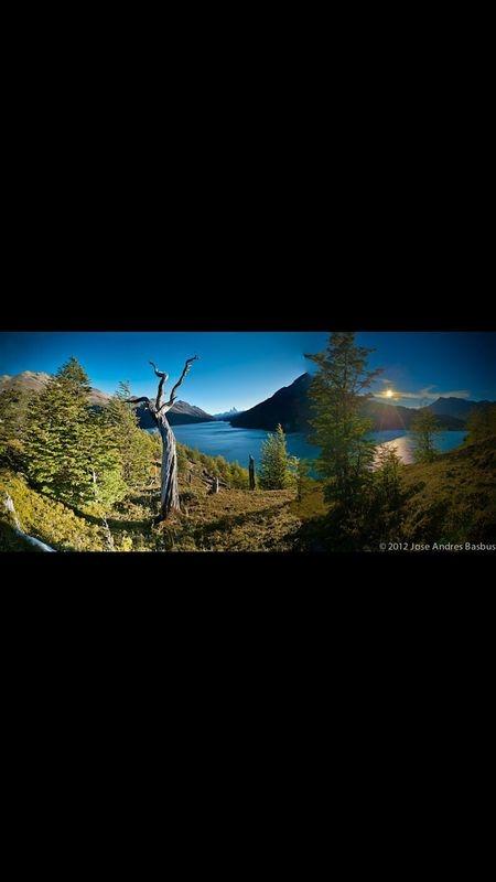 Lago del Desierto - Patagonia Argentina