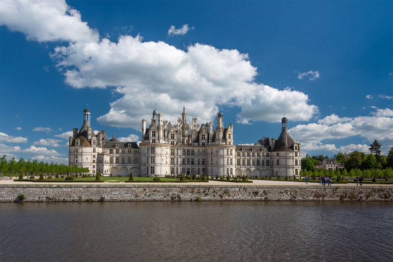 Chambord, Loire Valley.