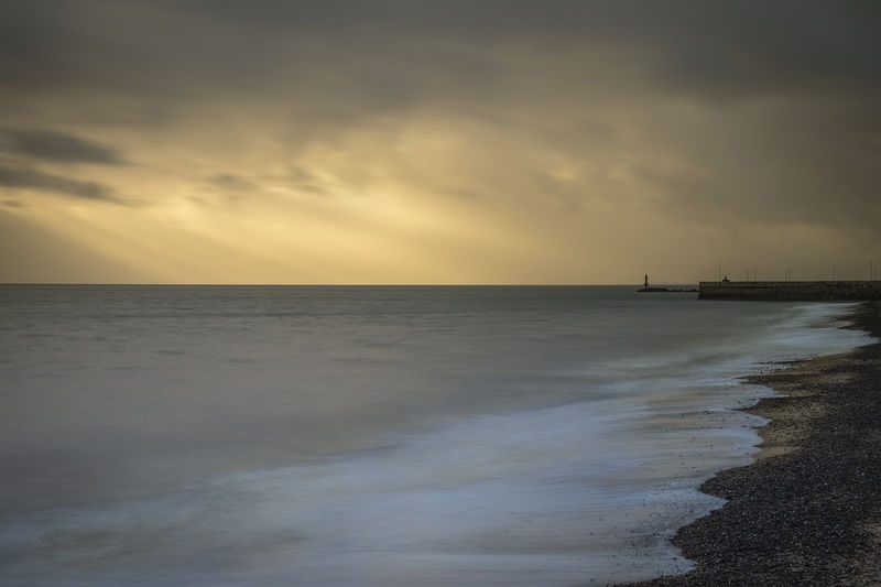 Sunrise, Ramsgate Beach