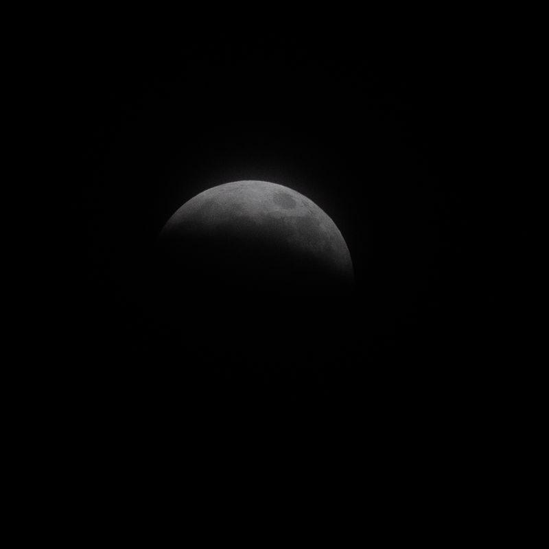 Lunar Eclipse, 20 January 2019