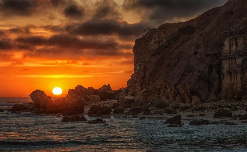 Capturing the Rising Sun